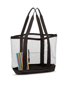 Bag : Large Clear Stadium Bag