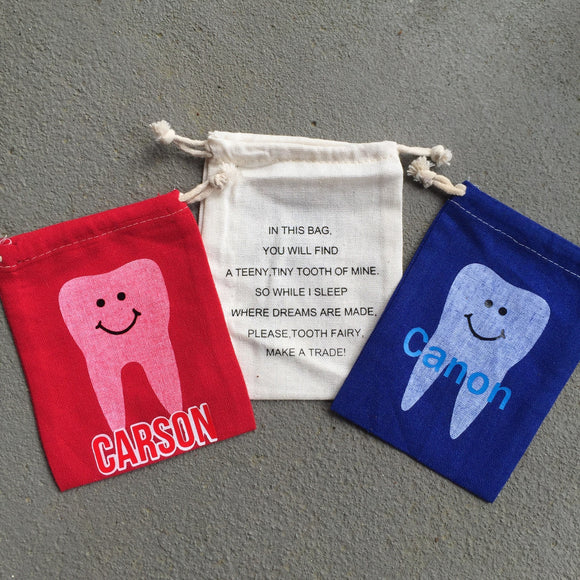 Bags: Tooth Fairy