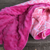 Baby: Blankets, Minky Soft!