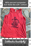 Clothing : 88% Poly Tanks