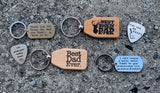 Keychain : Dad Items