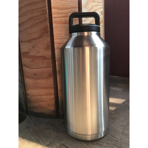 Stainless: 64 oz Big Guy Canteen