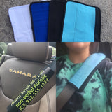 Seat Belt Emergency ID
