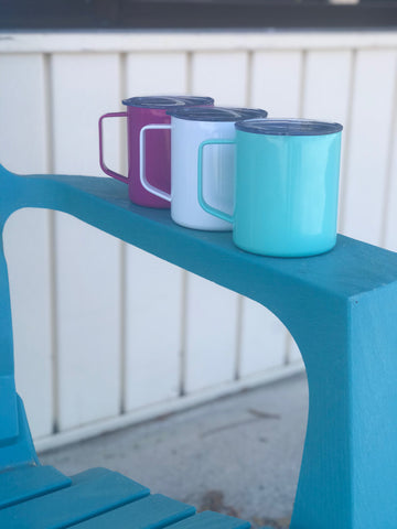 Drinkware : Campers Coffee Mug