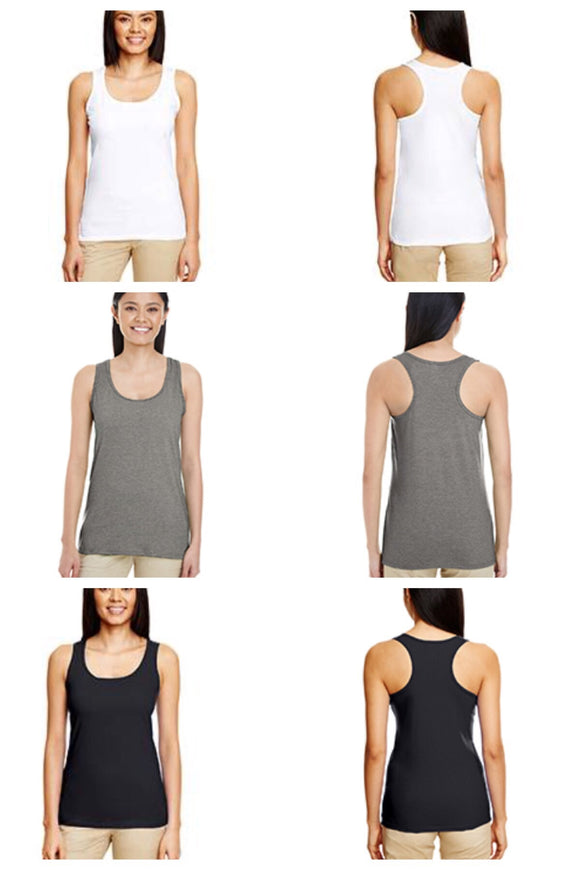 Clothing Racerback tanks