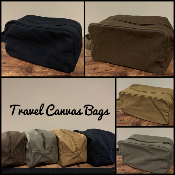 Bags : Travel With Me Canvas Bag