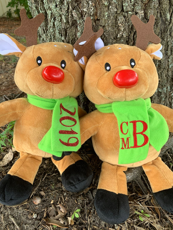 KB's Custom Christmas Plushy