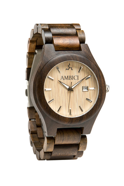 The Maple Wood Watch - Ambici Wood Watch