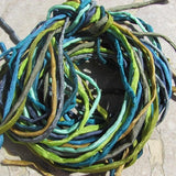 Rainforest Silk Cords, Bulk Wholesale Silk Stringing, Stringing Supplies