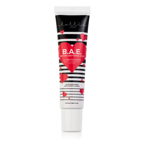 B.A.E - ILLUMINATING FACE PRIMER - Lottie London Australia