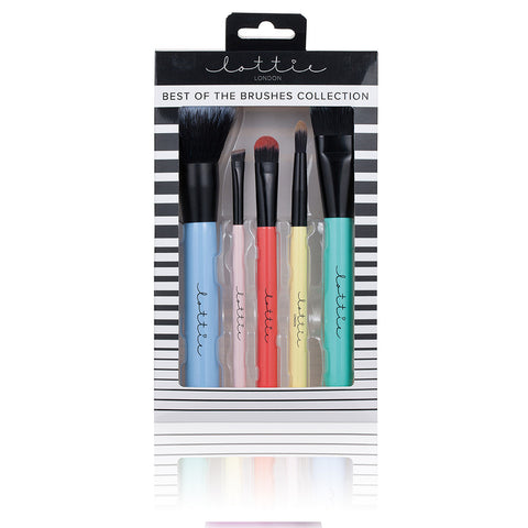 The Best of the Brushes Collection - Lottie London Australia