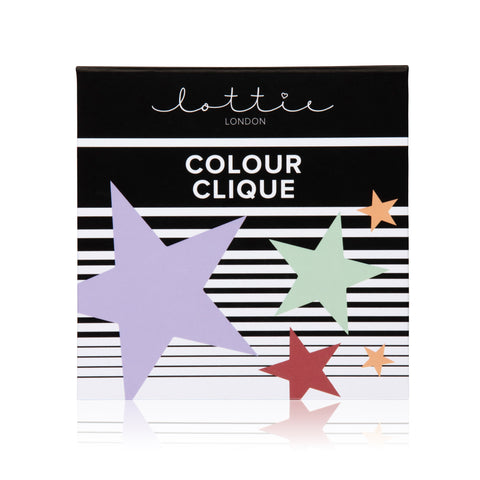 COLOUR CLIQUE - COLOUR CORRECTING PALETTE - Lottie London Australia