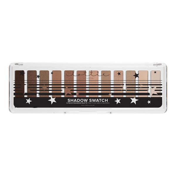 THE NUDES - 12 PIECE EYESHADOW PALETTE