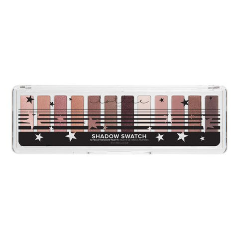 THE ROSE GOLDS - 12 PIECE EYESHADOW PALETTE
