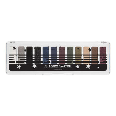 THE SMOKES - 12 PIECE EYESHADOW PALETTE - Lottie London Australia
