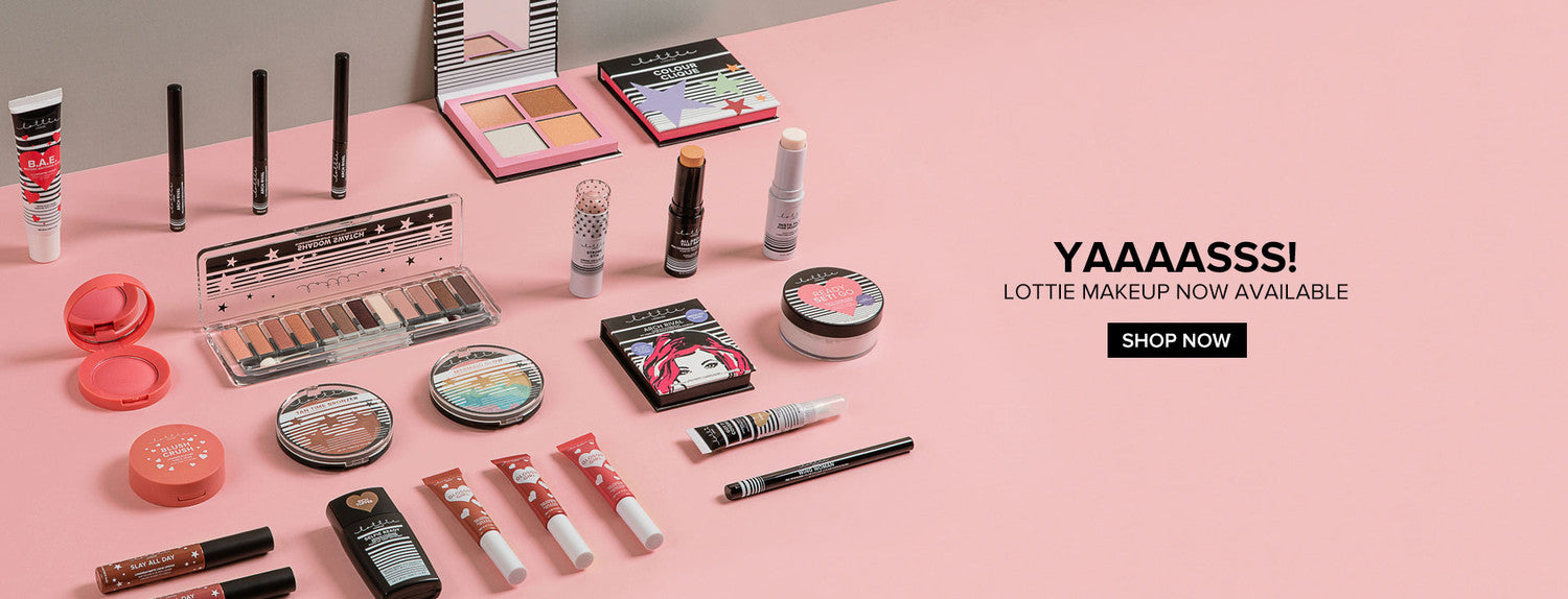 Lottie London Makeup available on Australia website