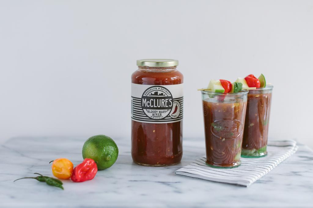 McClure's Bloody Mary Dressing