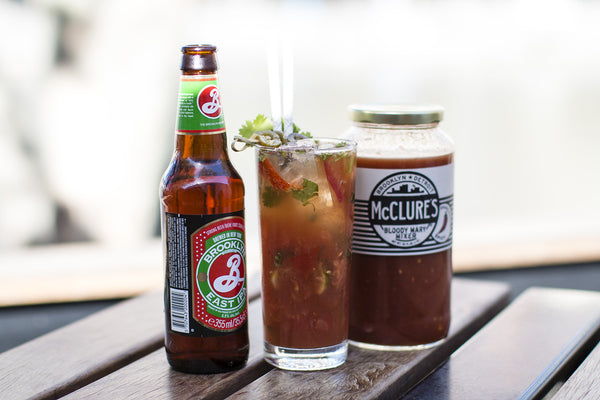 Change your mind about beer cocktails with the Michelada