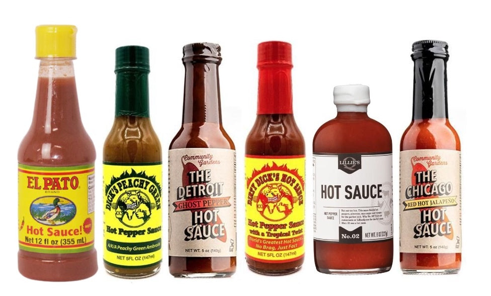 4 Things To Do with Your Favourite Hot Sauce