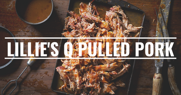 Lillie's Q Slow Cooker Pulled Pork