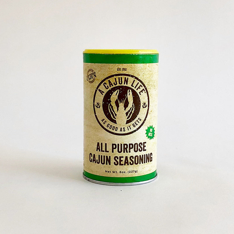 A Cajan life All Purpose Cajun Seasoning 227g