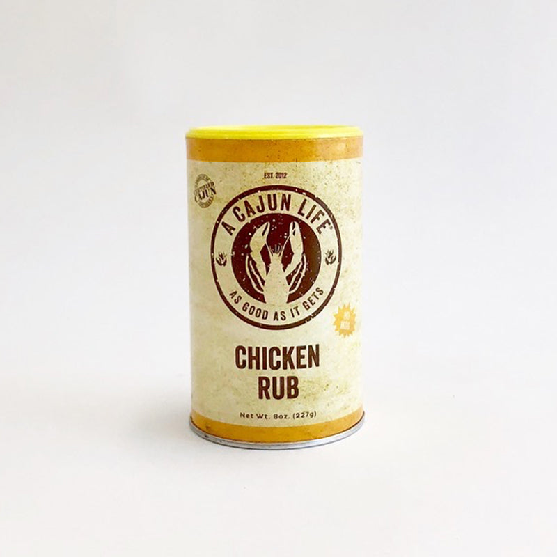 A Cajun Life Chicken Rub 227g