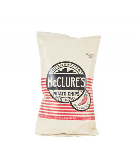 McClure's Spicy Dill Pickle Chips