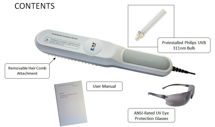 Psoriasis UVB Phototherapy Lamp – uvb-phototherapy.com