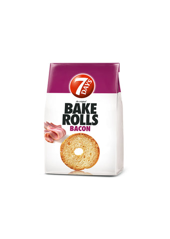 7 Days - Bake Rolls Bacon 160g