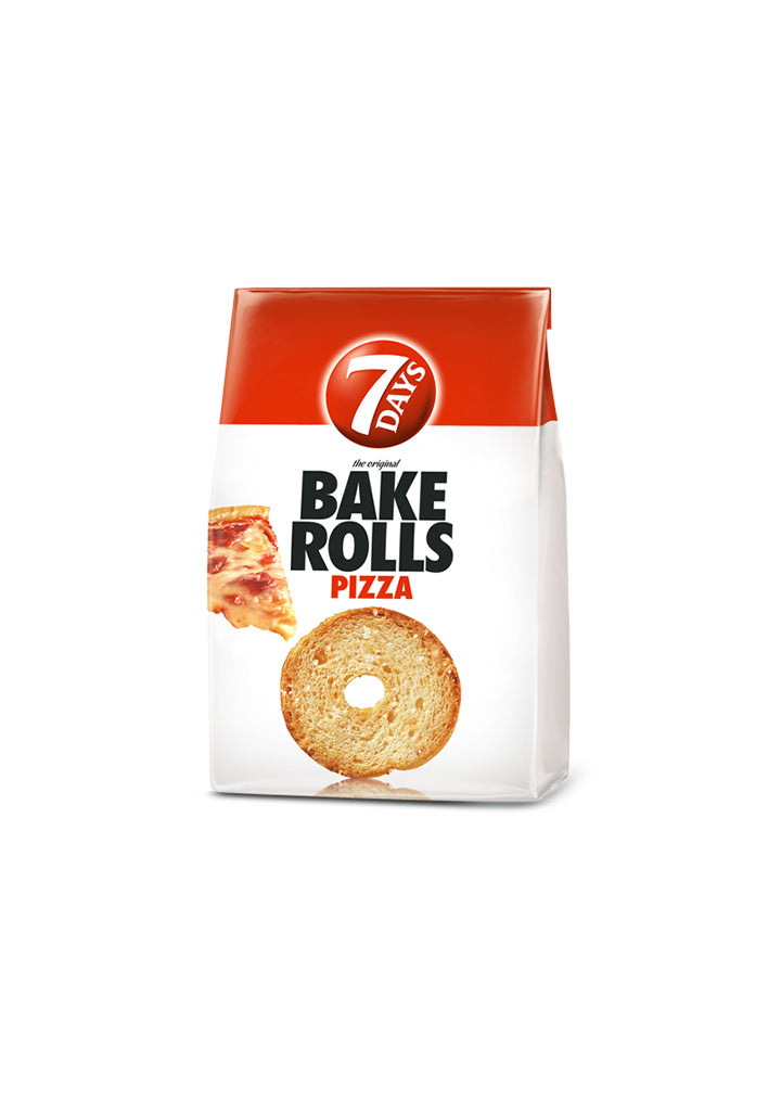 7 Days - Bake Rolls Pizza 160g