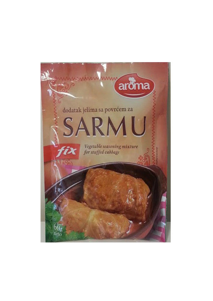 Aroma - Vegetable seasoning mixture for stuffed cabbage 60g