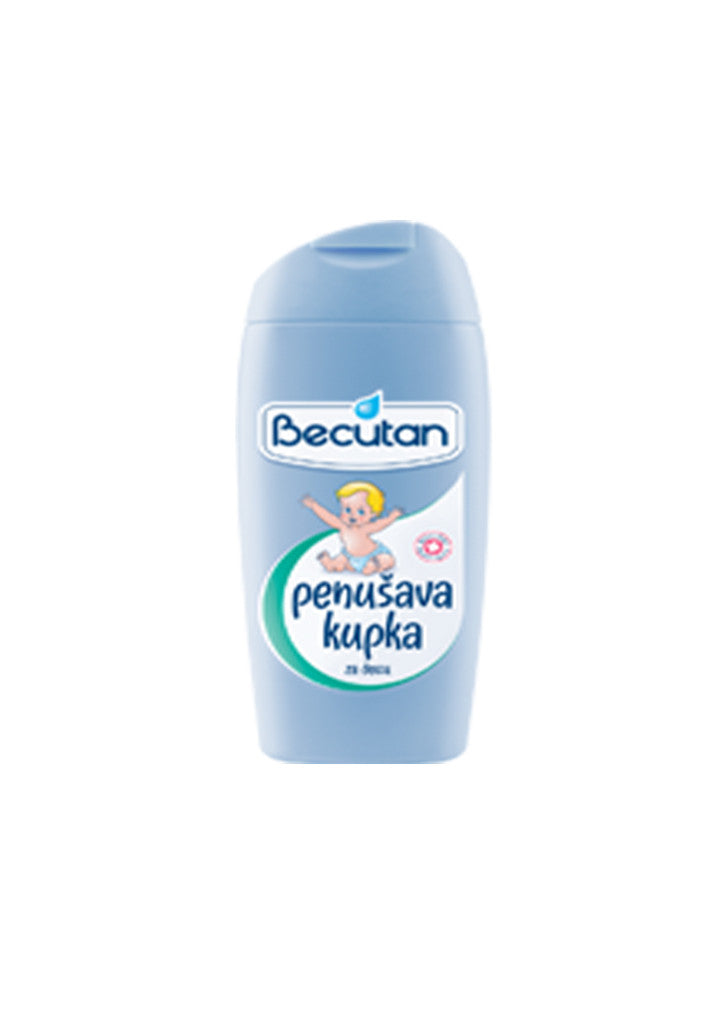 Becutan - Bubbly bath 200 ml