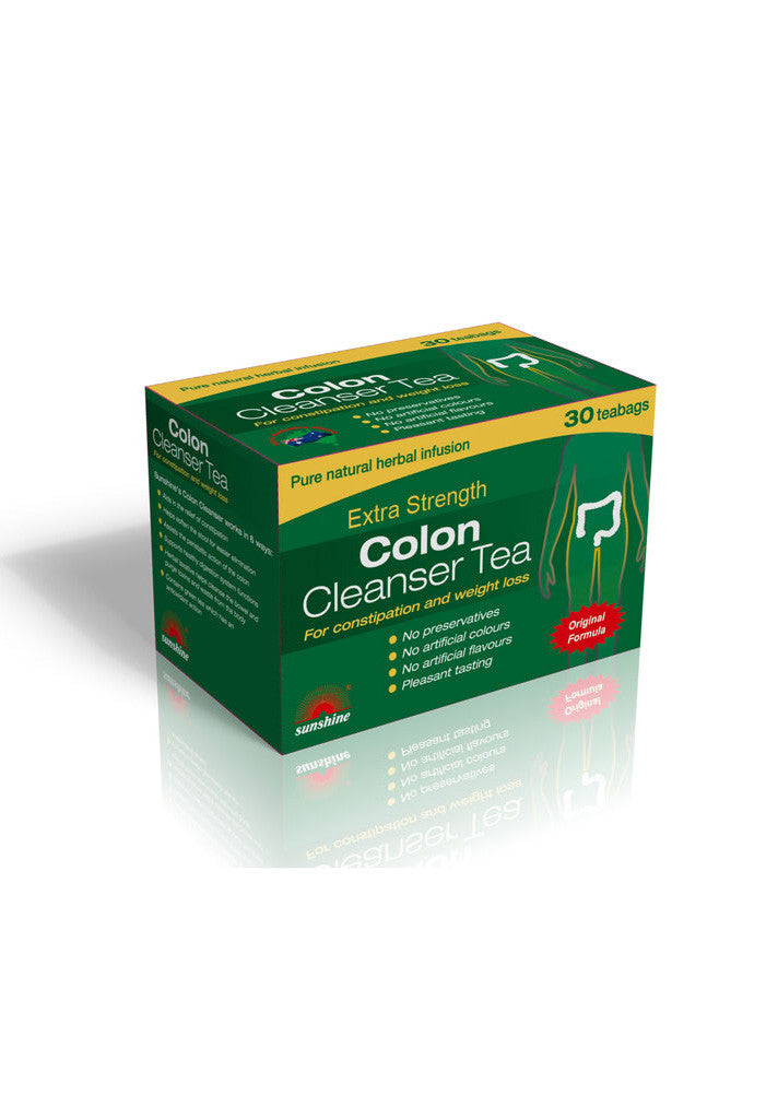 Colon - Cleanser Tea 30 teabags