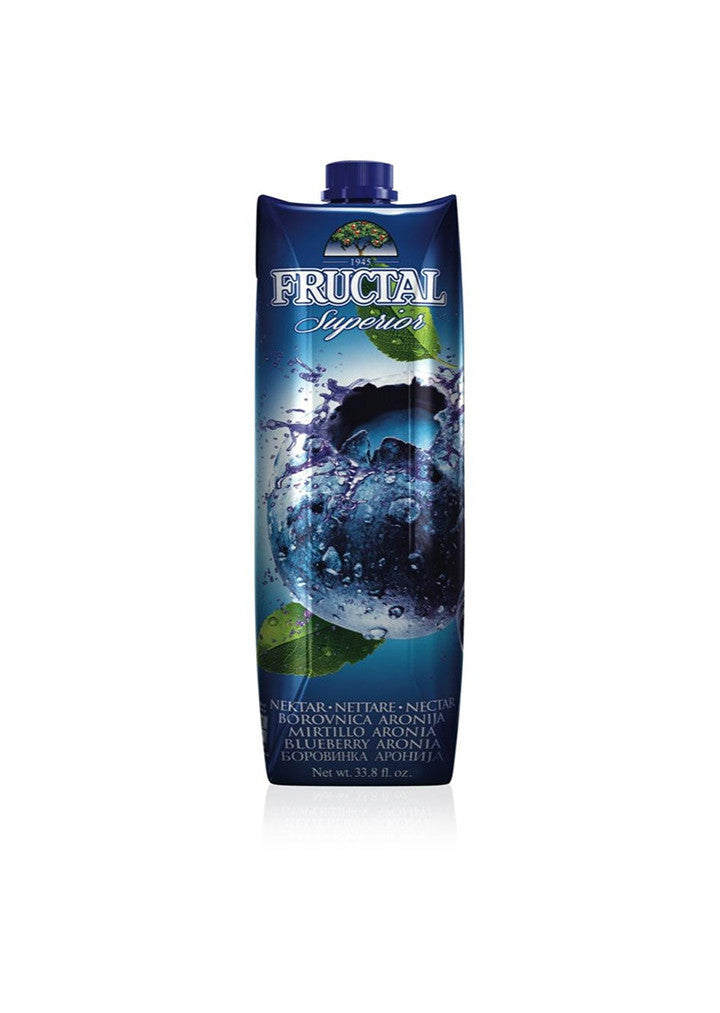 Fructal - Juice blueberry superior 1L