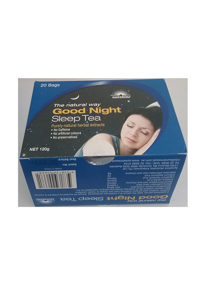 Good Night sleep tea 80g