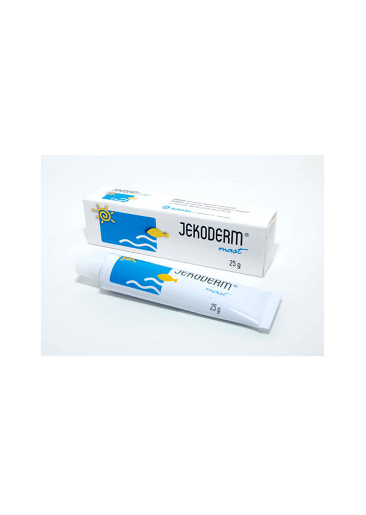 Galenika - Jekoderm ointment for damaged skin  25g