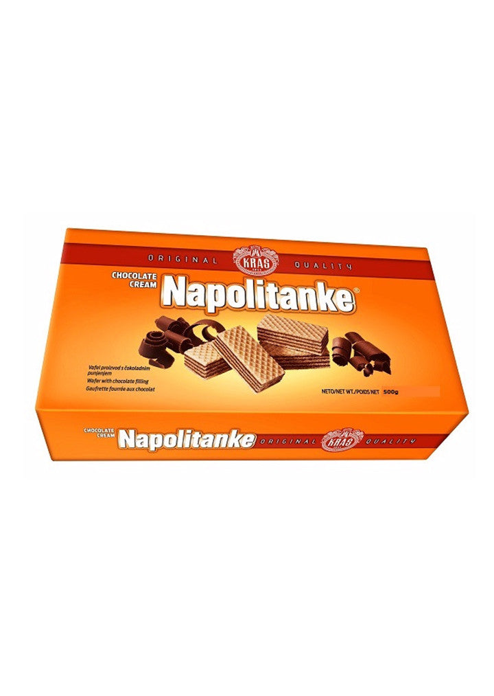 Kraš - Chocolate Cream Napolitanke 500g