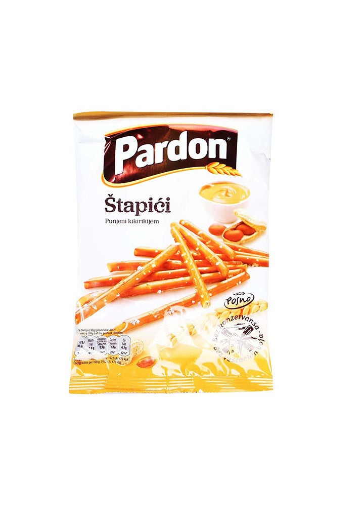 Marbo - Pardon Salted sticks with peanut 120g