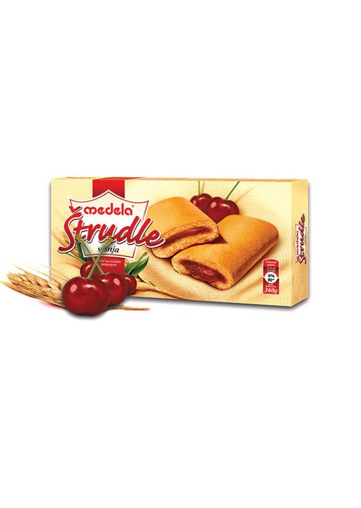 Medela - Strudels Cherry 240g