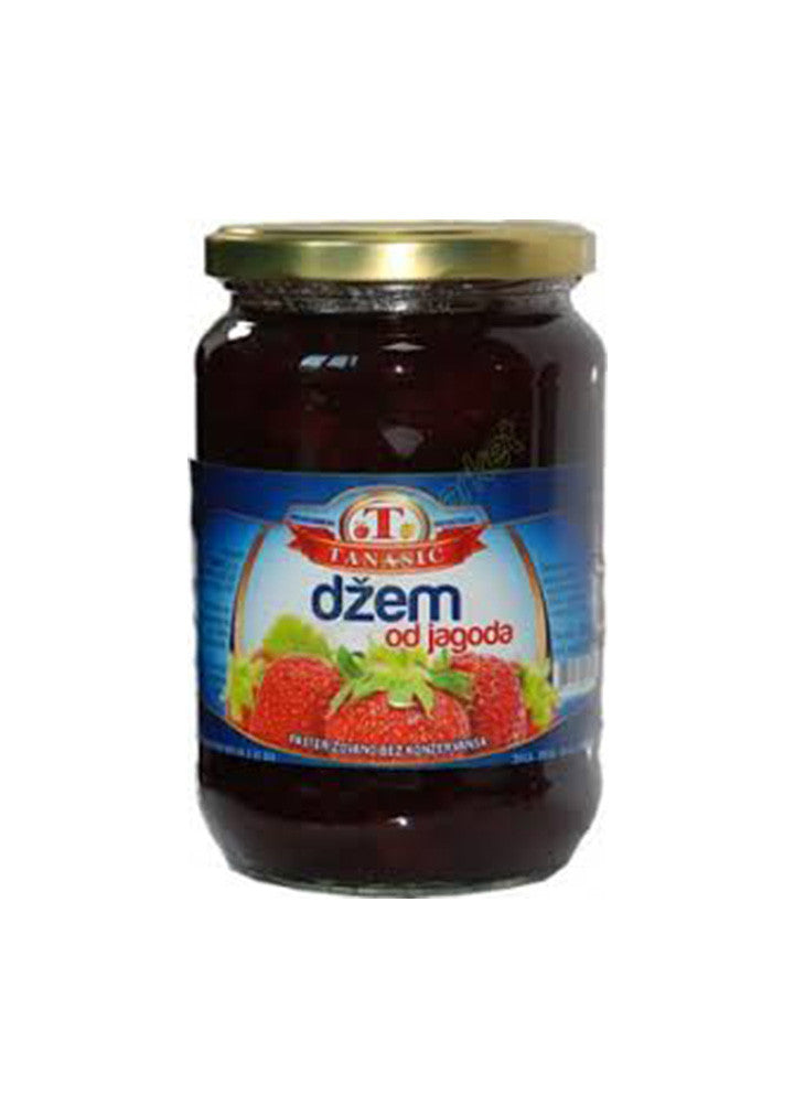 Tanasic - Jam strawberry 850g