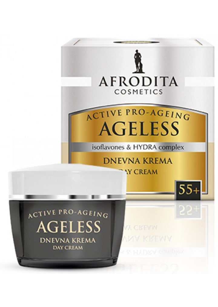 Afrodita cosmetics - AGELESS day cream 50ml / 55+
