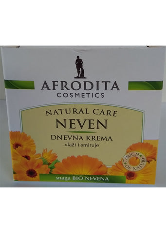 Afrodita cosmetics - Calendula day cream 50ml