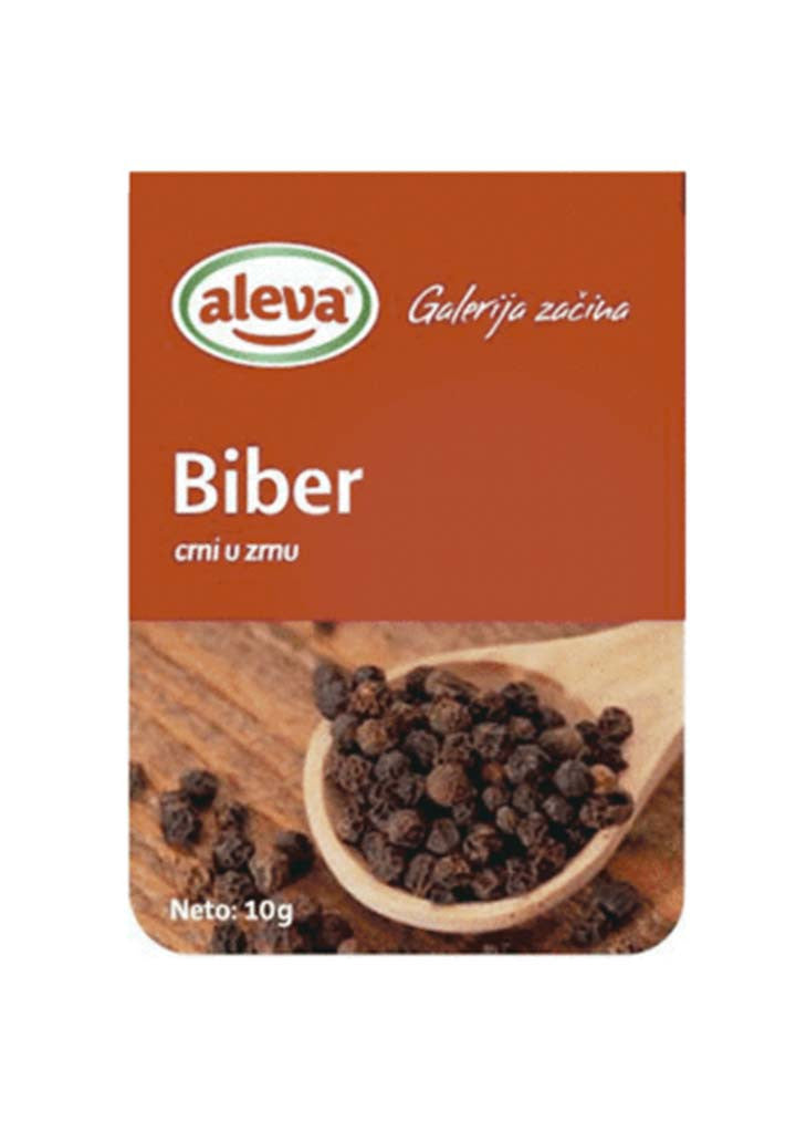 Aleva - Black Pepper Grain 10g