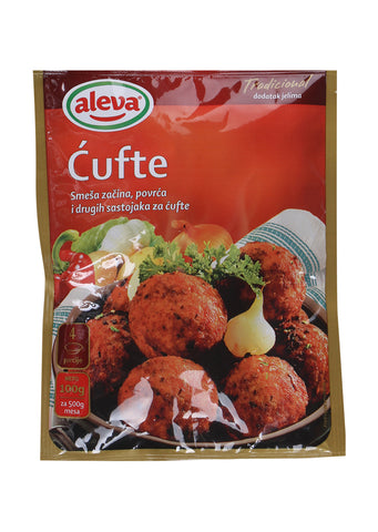 Aleva - Mix for meatballs 100g b.b: 12/3/21
