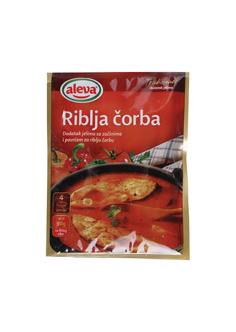 Aleva - Mix for fish stew 90g