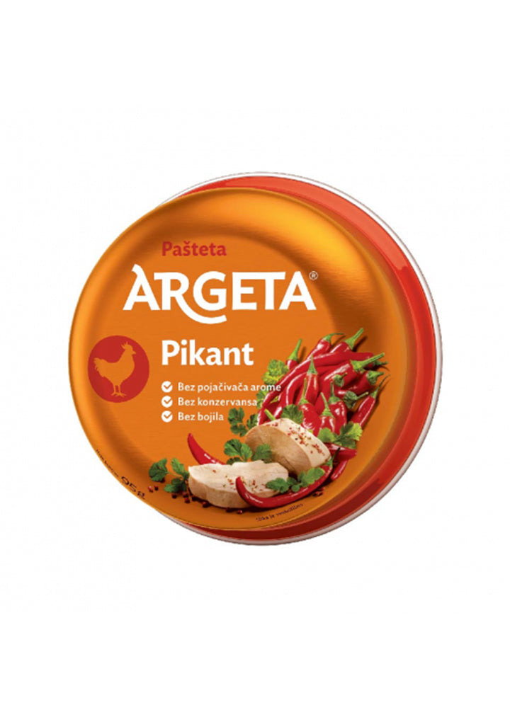 Argeta - Picant pate 95g