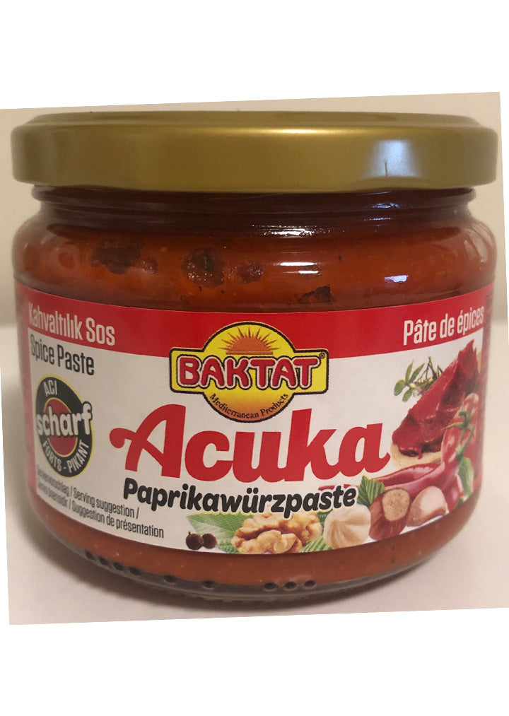 Baktat - Acuka hot spice paste 310g