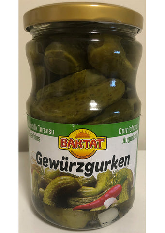 Baktat - Pickles Gherkins 690g