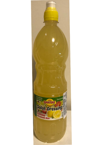 Baktat - Lemon salat dressing 1L
