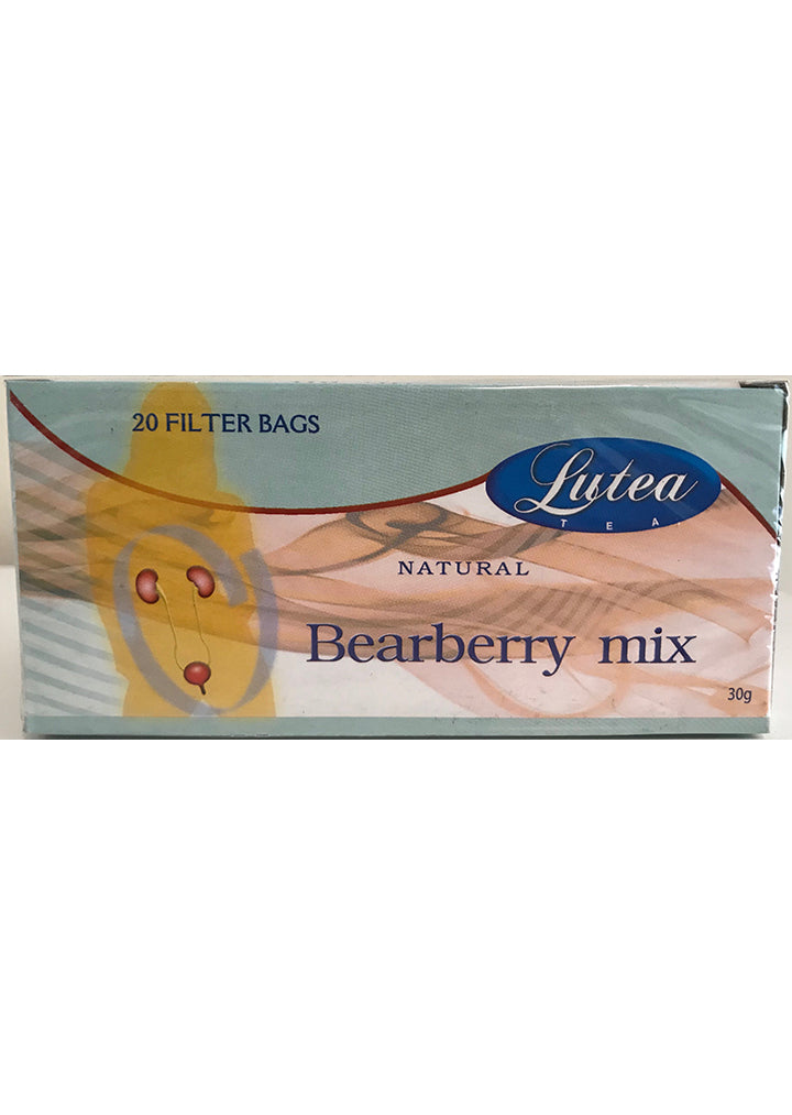 Lutea - Bearberry Mix Tea 30g